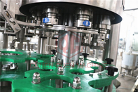 32 Head 10000BPH Beer Bottle Filling Machine , Glass Bottling Capping Machine