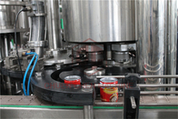 Tomato Sauce Filling Capping Machine for Tin Canned Chilli Paste 150CPM