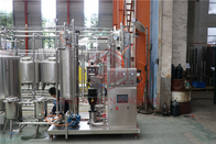 Carbon Dioxide Carbonated Drink Production Line Inline Filling Systems