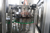 Fast Jeera Automatic Bottling Plant / Soda Bottle Filling Machine For Big Capacity