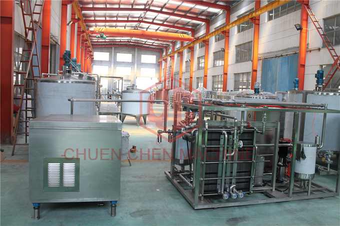 Zhangjiagang Chuen Chen Machinery CO., LTD